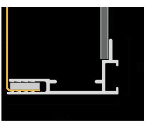 Profilo 55 section