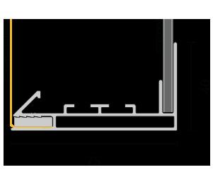 Profilo 75 section